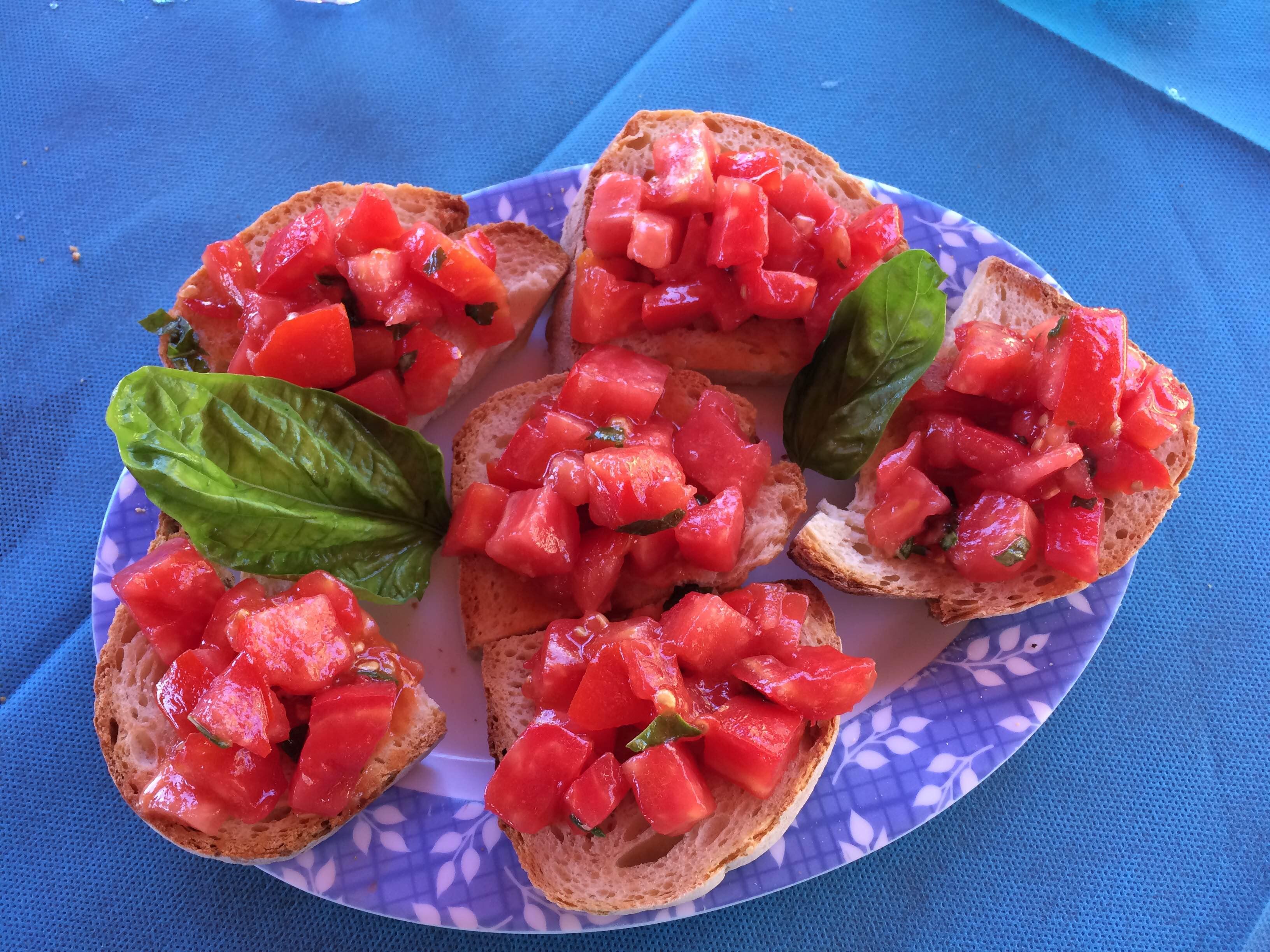 Vakantie, voeding en vertrouwen
